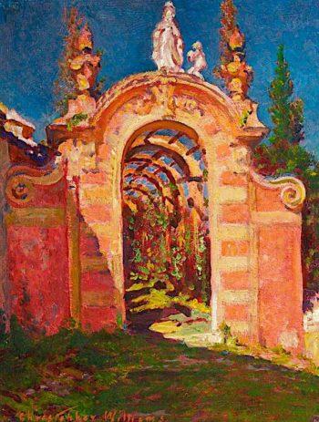 Sunlit Arch