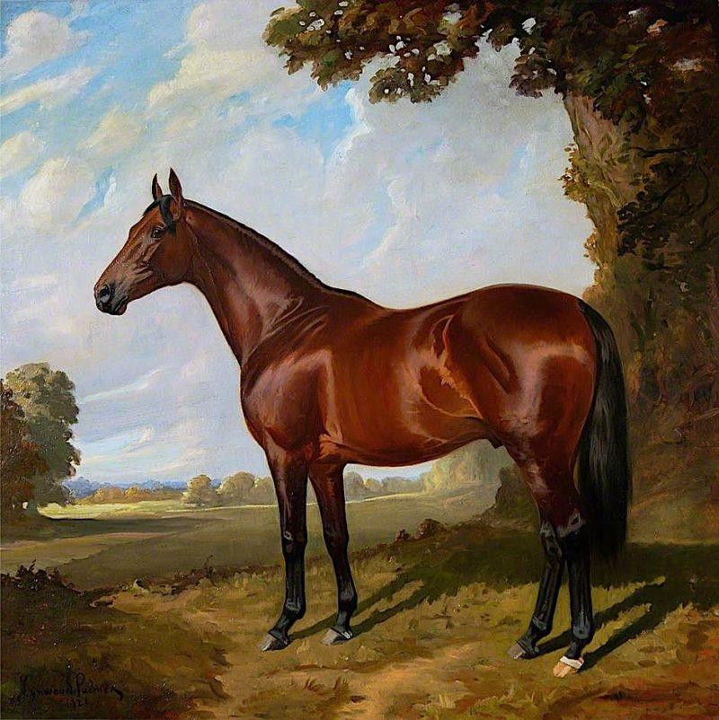 Gainsborough | James Lynwood Palmer | oil painting
