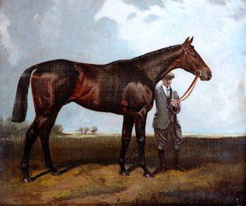 Night Hawk | James Lynwood Palmer | oil painting