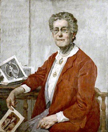 Mrs Thomas Brocklebank | James Kerr-Lawson | oil painting