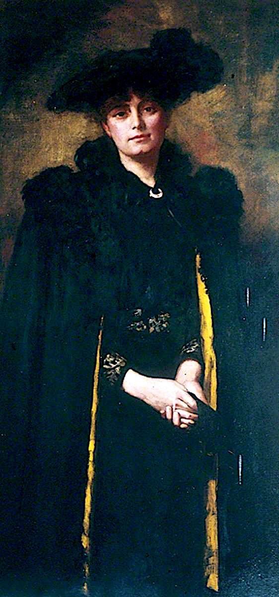 Miss Giles | Charles Henry Malcolm Kerr | oil painting
