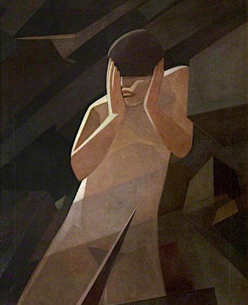 Despair | Eric Harald Macbeth Robertson | oil painting