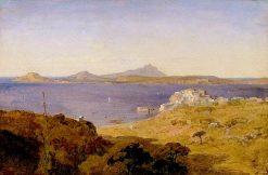 Pozzuoli   Penry Williams   oil painting