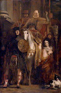 Sir Alexander Keith | David Wilkie | oil painting