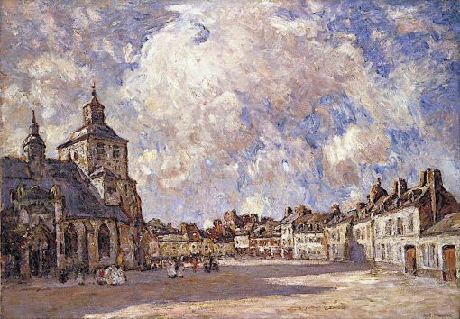 Montreuil | William Frederick Mayor | oil painting