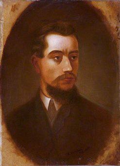 Self Portrait | John Miller Nicholson | oil painting