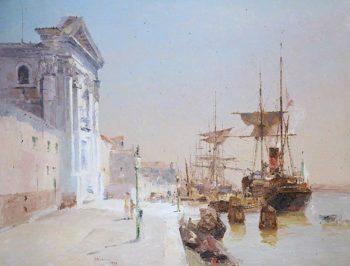 A Quay Scene