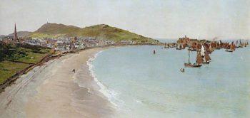 Peel | John Miller Nicholson | oil painting