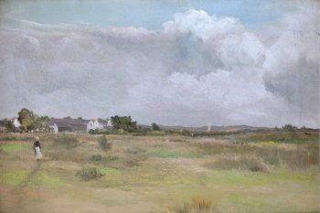 Sulby Claddagh | John Miller Nicholson | oil painting