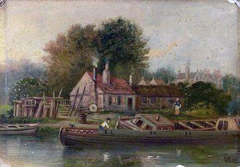 Lenton Boatyard
