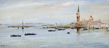 Venice | Mortimer Menpes | oil painting