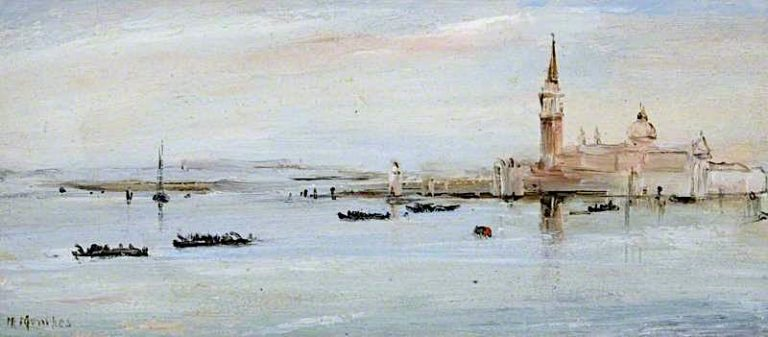 Venice | Mortimer Menpes | oil painting
