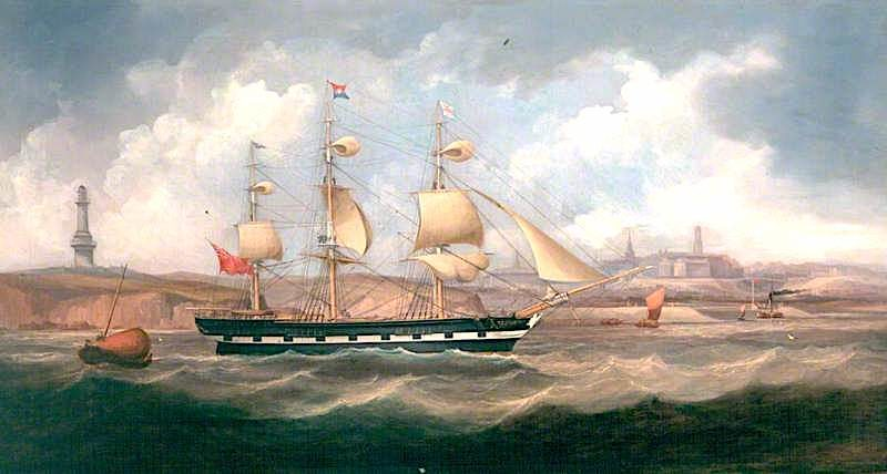The Neptune of the Aberdeen White Star Line