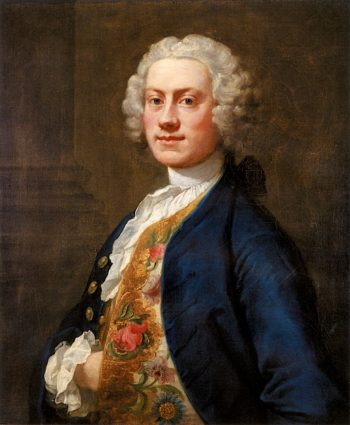 Captain the Hon. John Hamilton