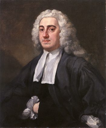 The Rt. Hon. Richard Mountney | William Hogarth | oil painting