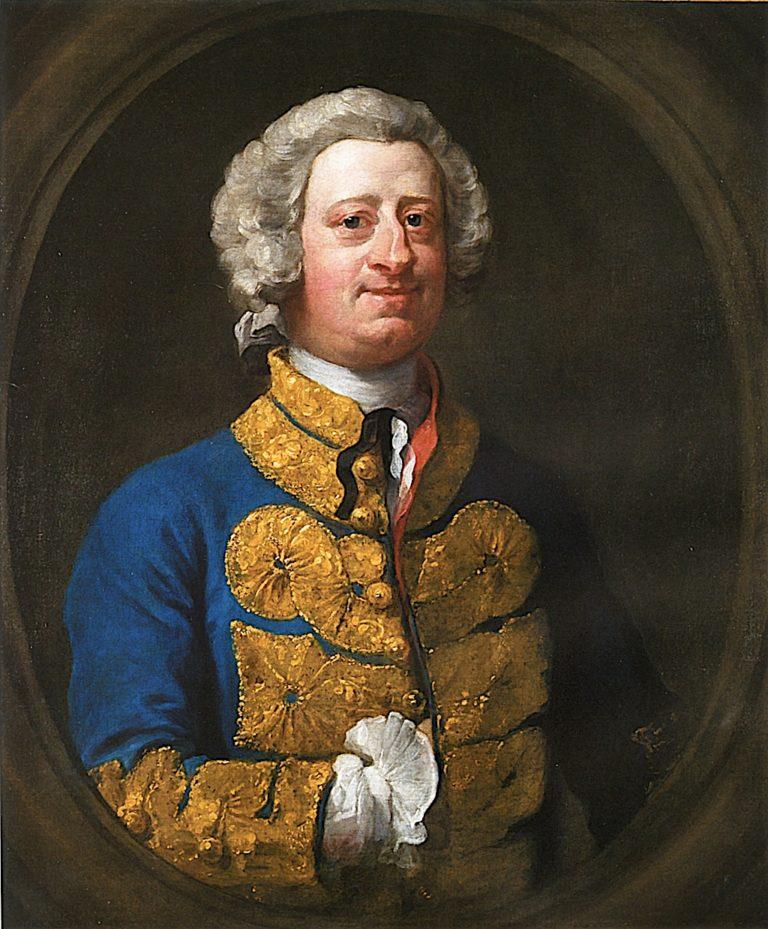 William James of Ightham Court