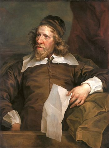 Inigo Jones | William Hogarth | oil painting