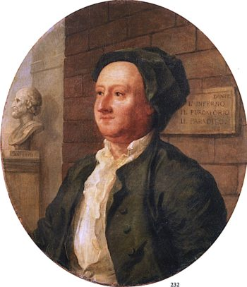 William Huggins Esq. | William Hogarth | oil painting