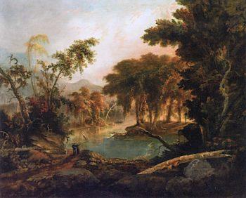 In Natures Wonderland | Charles Codman | oil painting