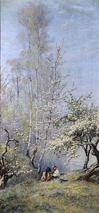 Spring at Calvados