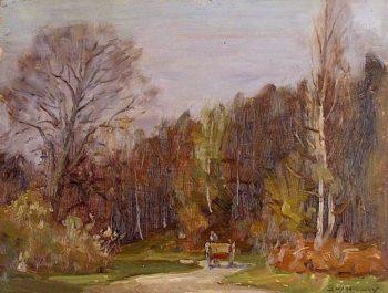 Spring | John William Howey | oil painting