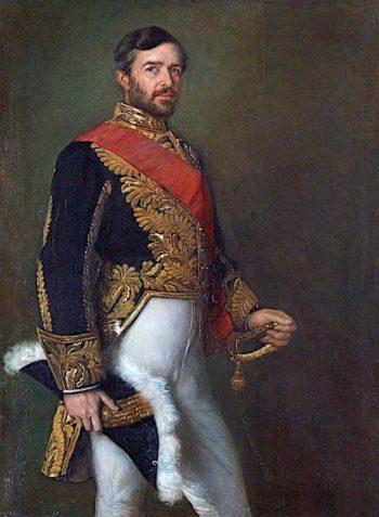 Sir Edward Malet