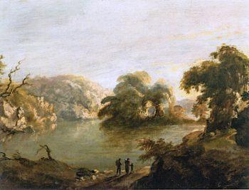 Five Mile Walk | Charles Codman | oil painting