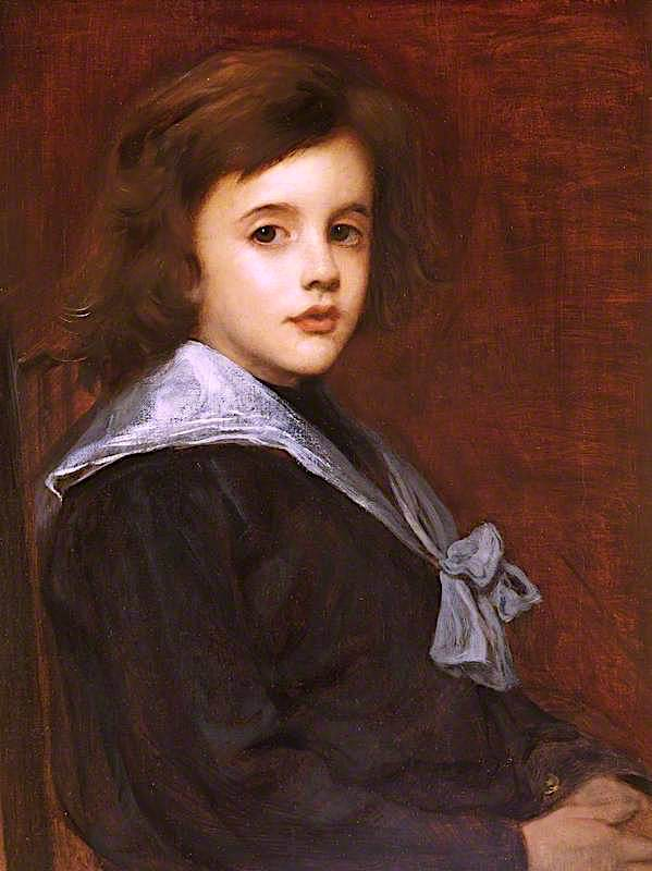 Eustace Lyle Gibbs | Sir William Blake Richmond | oil painting