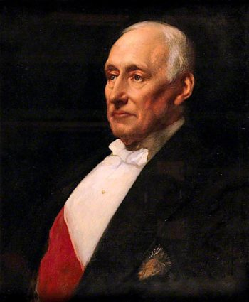 Lord Reginald Earle Welby | Sir William Blake Richmond | oil painting