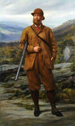 Edward Montagu Stuart Granville Montagu - Stuart - Wortley - Mackenzie (1827–1899)