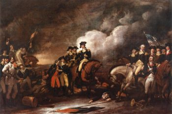 The Capture of the Hessians at Trenton
