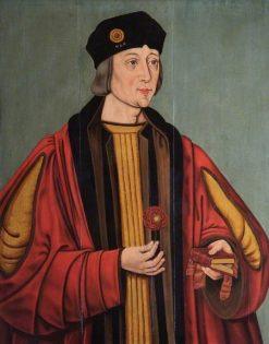 Henry VI | Sampson Strong | oil painting