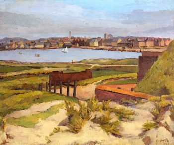 Littlehampton | Frederick James Porter | oil painting