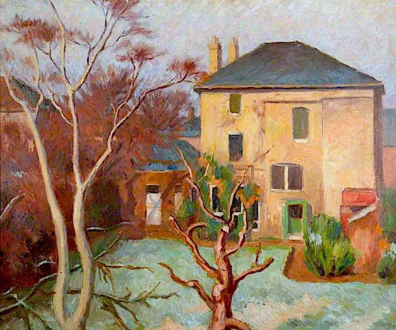 Winter Morning | Frederick James Porter | oil painting
