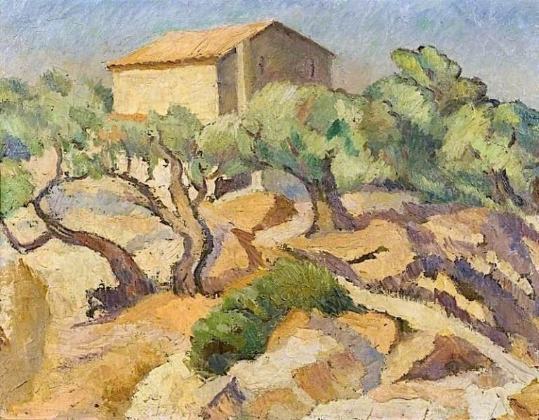 Olive Tree | Frederick James Porter | oil painting
