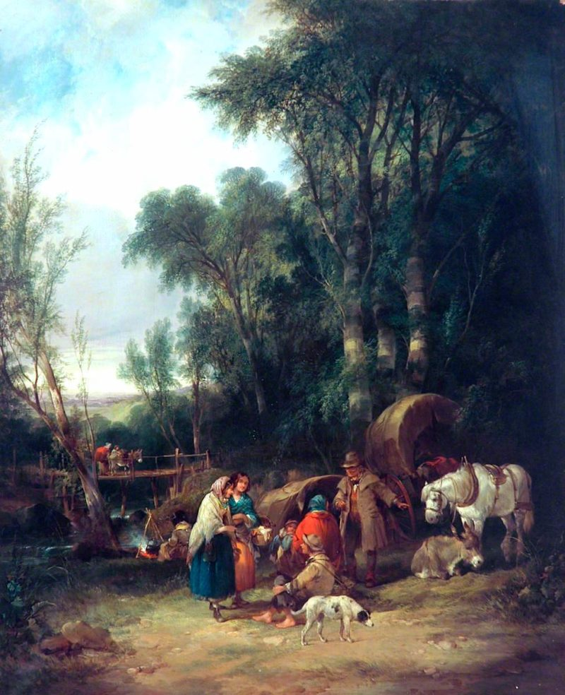 Landscape | William Shayer Snr | oil painting