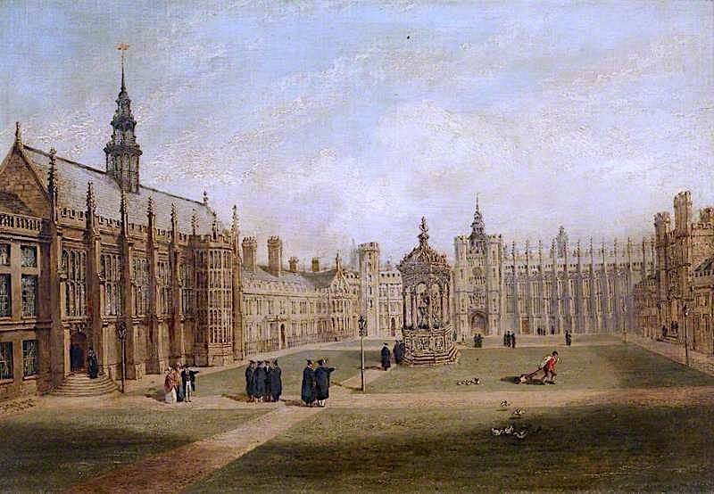 The Great Court of Trinity College