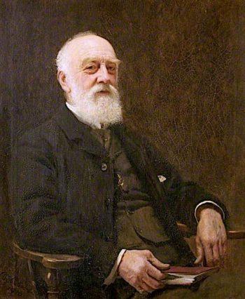 Dr E. T. Wilson | Alford Usher Soord | oil painting