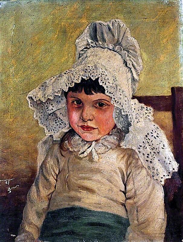 Isabel Douthett   Alford Usher Soord   oil painting