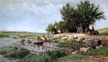 The Sheep Wash