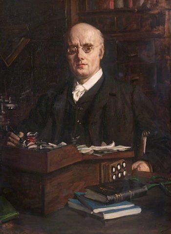 Herbert Fitton Stockdale | Francis Henry Newbery | oil painting