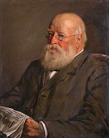 William Rowat | Francis Henry Newbery | oil painting