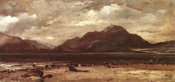 Loch Lomond | Horatio McCulloch | oil painting