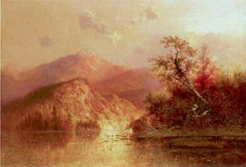 Autumn Landscape | Charles H. Chapin | oil painting
