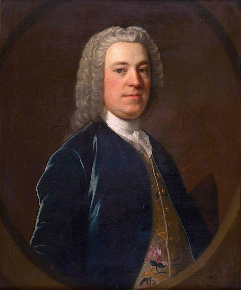 Baron of Exchequer | Allan Ramsay | oil painting