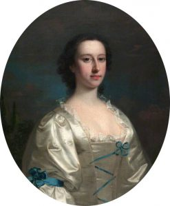 Clementina Walkinshaw | Allan Ramsay | oil painting