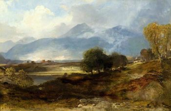 Landscape | Horatio McCulloch | oil painting