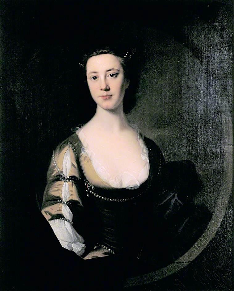 Flora MacDonald | Allan Ramsay | oil painting