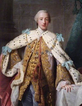 George III | Allan Ramsay | oil painting