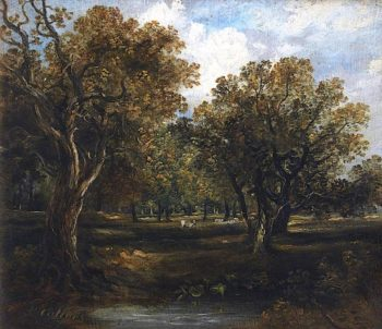 Rural Scene | Horatio McCulloch | oil painting